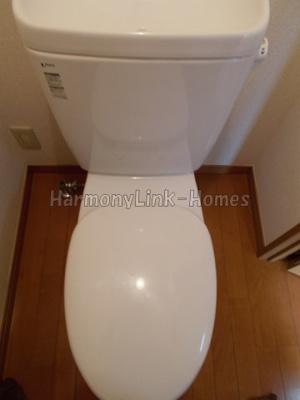 シエスタアークのシンプルで使いやすいトイレです★(別部屋参考写真)