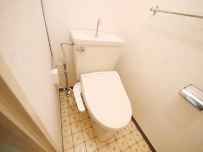 【トイレ】丸大コーポ