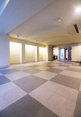 【エントランス】ミオカステーロ清澄白河 6階 77.48㎡ 空 室
