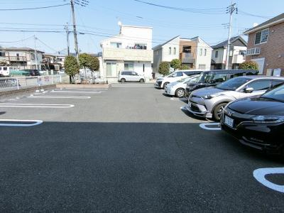 【駐車場】サンリット ヒルⅡ