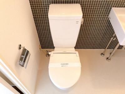 【トイレ】ブラン・ラファール下馬