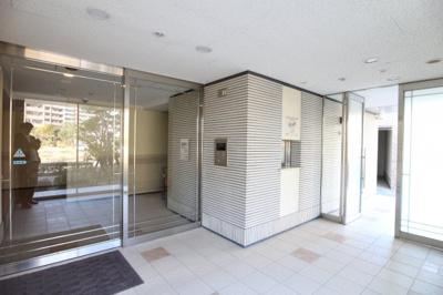 【エントランス】アイランドシティ・アクアコート1区6番館