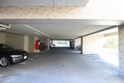 【駐車場】アイランドシティ・アクアコート1区6番館