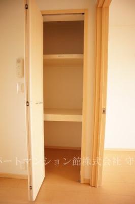 【収納】パームガーデンA