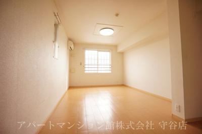 【居間・リビング】パームガーデンA