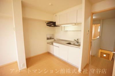 【キッチン】パームガーデンA