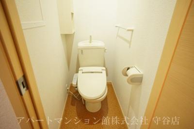 【トイレ】パームガーデンA