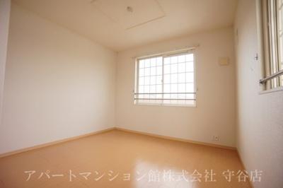 【寝室】パームガーデンA