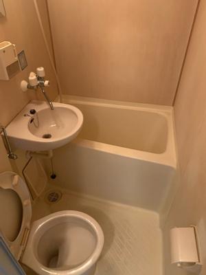 【浴室】シャトー平野