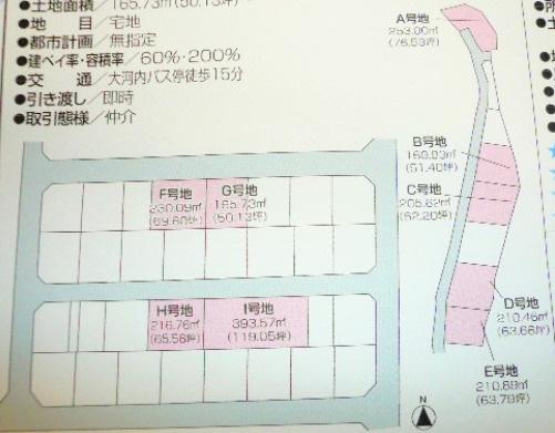 【土地図】香南市香我美町上分