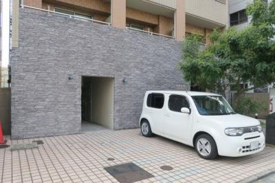 【駐車場】エイペックス京都室町