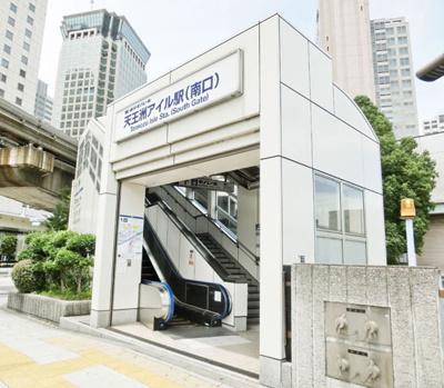 天王洲駅です