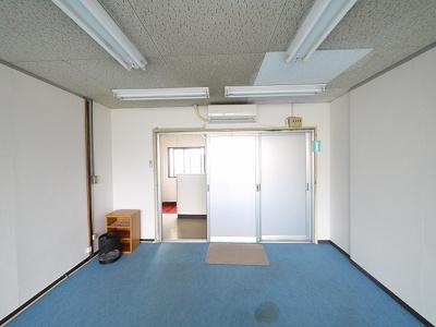 【内装】筒井駅前テナント