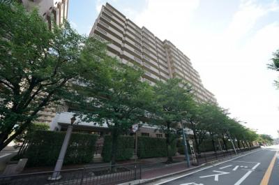 【外観】パークシティ横浜B