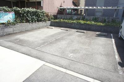 【駐車場】グリーンハイム三軒