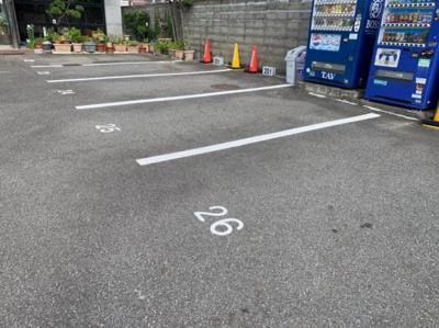 【駐車場】ANDOビル