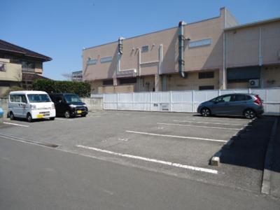 【駐車場】サンシャイン タガミ A・B棟・