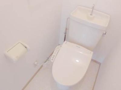 【トイレ】サンシャイン タガミ A・B棟・