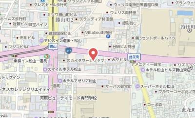 【地図】レーヴ・リボンYK