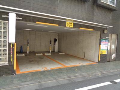 【駐車場】ブライズ中野坂上