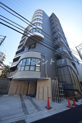 【外観】ザパークハビオ神楽坂