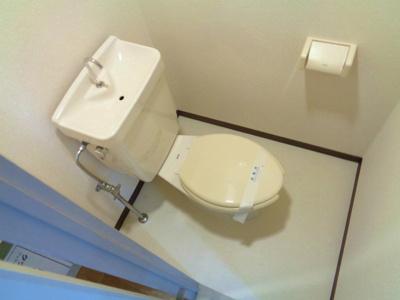 【トイレ】オーシャン長居公園