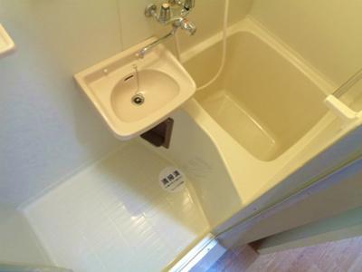 【浴室】オーシャン長居公園