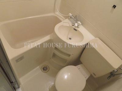 【浴室】ライラックマンション