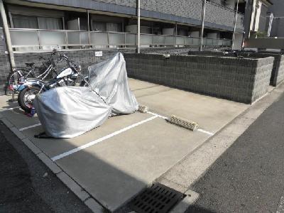 【駐車場】フラッティ壬生坊城