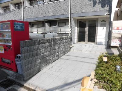 【エントランス】フラッティ壬生坊城