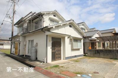 【外観】西脇市高田井町4DK借家