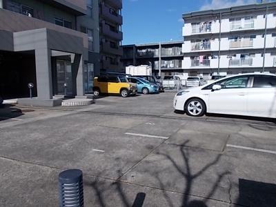 【駐車場】ドリームハイツエリカ