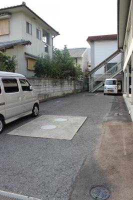 【駐車場】大下アパート