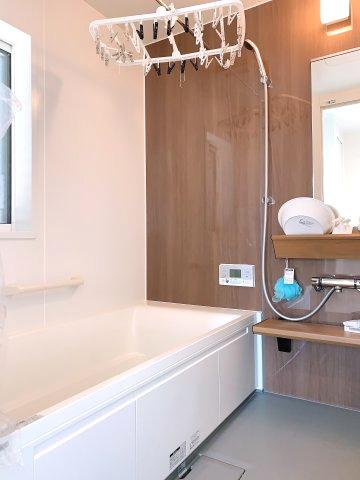 浴室乾燥機つき(^^)v