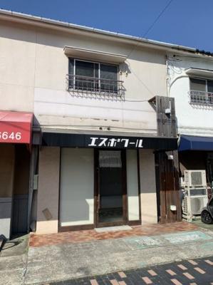 【外観】岡山貸店舗北4