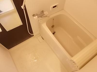 【浴室】プーラヴィーダ幅下(Pura Vida幅下)