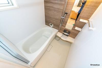 【浴室】コーポわかくさ