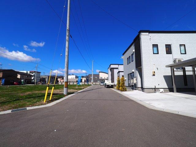 大仙市大曲福住町分譲地 No.12 大曲駅やスーパー、総合病院に徒歩圏内