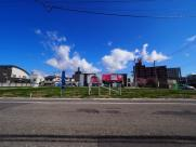 大仙市大曲福住町分譲地 No.8 大曲駅やスーパー、総合病院に徒歩圏内の画像