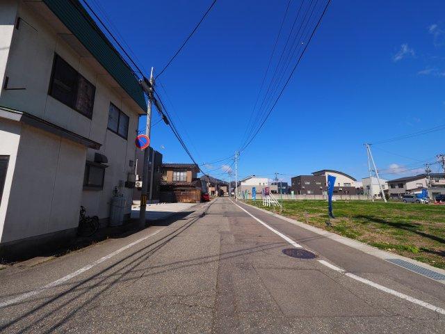 大仙市大曲福住町分譲地 No.8 大曲駅やスーパー、総合病院に徒歩圏内