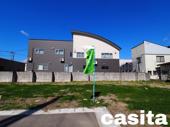 大仙市大曲福住町分譲地 No.3 大曲駅やスーパー、総合病院に徒歩圏内の画像