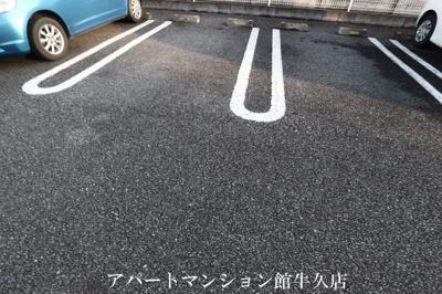 【駐車場】アヴェニールA