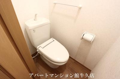【トイレ】アヴェニールA