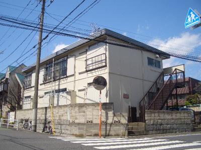 【外観】江原パークハイツ