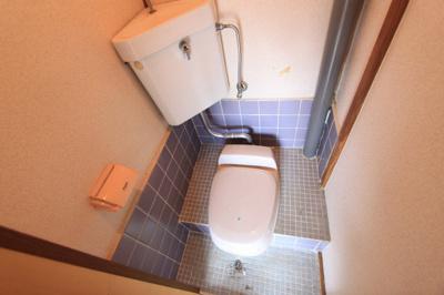 【トイレ】大森荘