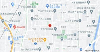 【地図】ノーブルハイム玉櫛