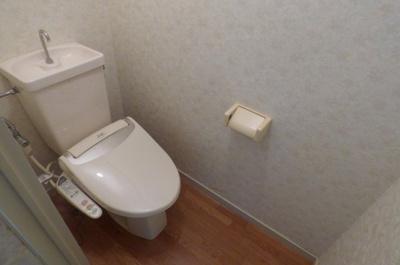 【トイレ】ノーブルハイム玉櫛