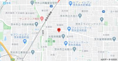【地図】ホワイトピア中西