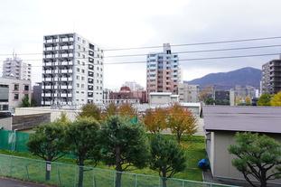 【展望】【仲介手数料無料】MODULOR南円山