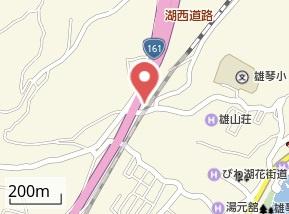 【地図】Kハイツ